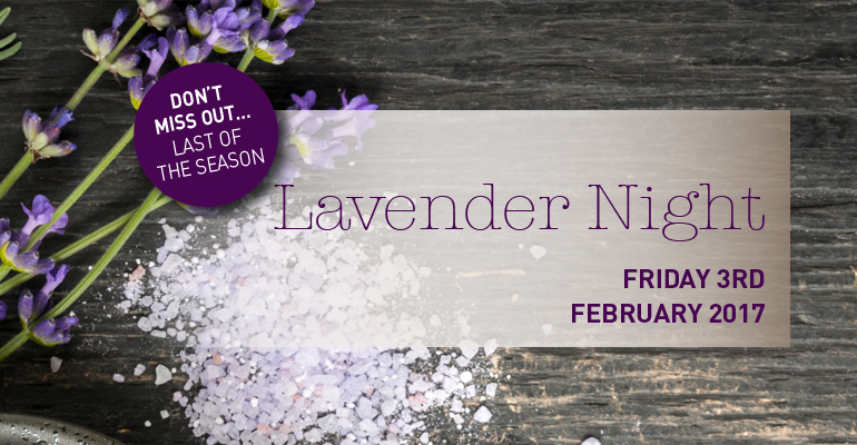 Last Lavender Event of the season