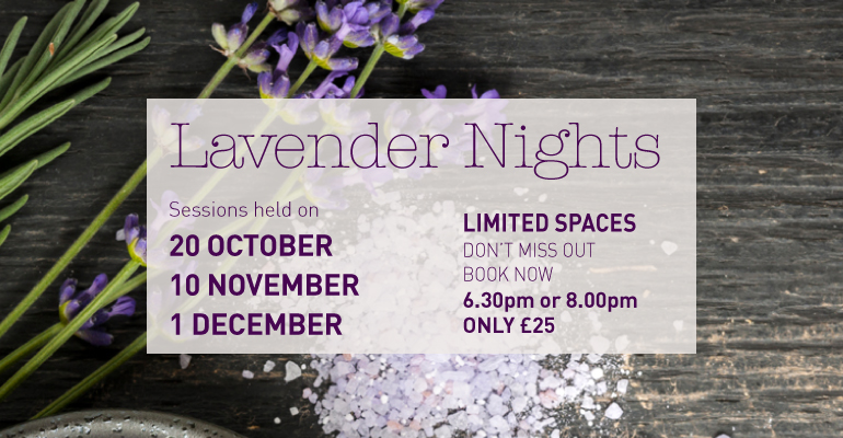 Lavender Nights Are Back!