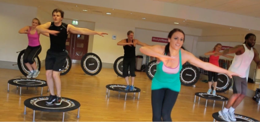 Low impact exercise class Banbury