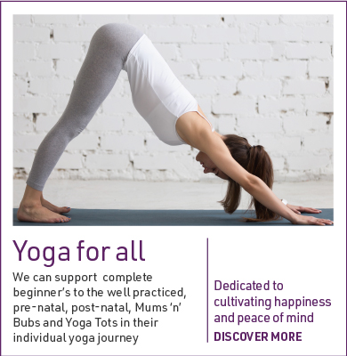 Yoga for all in Banbury
