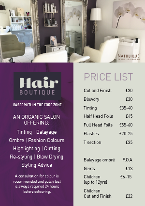 HairBoutique-A5-PriceList
