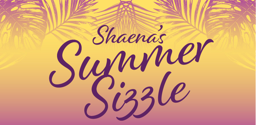 Shaena's Summer Sizzler relax and stretch session Banbury