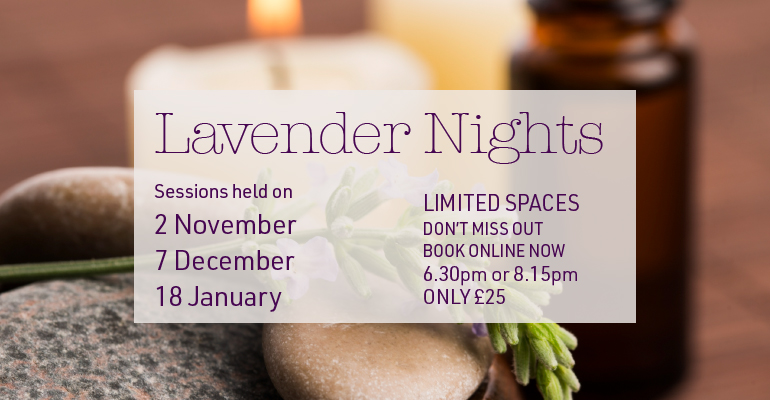 Meditation Lavender Night Dates