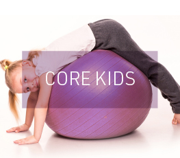 Kids Core Pilates and Mindfulness in Middleton Cheney
