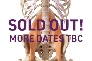 Release the Psoas SOLD-OUT!