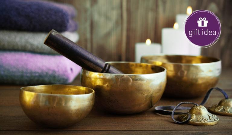 Relaxing Sound Bath Meditation