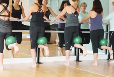 Barre Pilates classes near Banbury